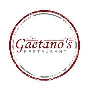 This is the restaurant logo for Gaetano's Restaurant