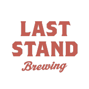 This is the restaurant logo for Last Stand Brewing & Southside Flying Pizza