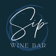 This is the restaurant logo for Sip Wine Bar