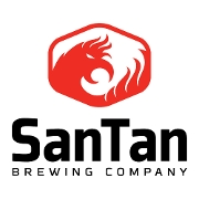 This is the restaurant logo for SanTan Brewing Co - Chandler