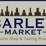 This is the restaurant logo for Barley Market