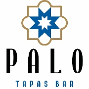 This is the restaurant logo for Palo