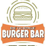 This is the restaurant logo for Bethpage Burger Bar