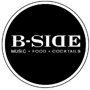 This is the restaurant logo for B-Side