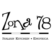 This is the restaurant logo for Zona 78