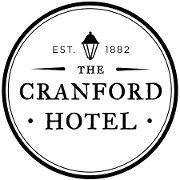 This is the restaurant logo for The Cranford Hotel Restaurant & Pub