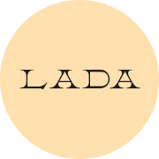 This is the restaurant logo for LADA