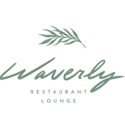 This is the restaurant logo for The Waverly