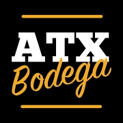 This is the restaurant logo for ATX Bodega
