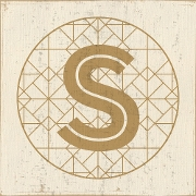 This is the restaurant logo for The Syndicate