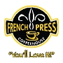 Restaurant logo for French Press Coffee