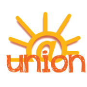 This is the restaurant logo for @UNION