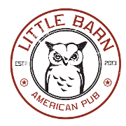 This is the restaurant logo for Little Barn