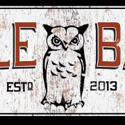 This is the restaurant logo for Little Barn