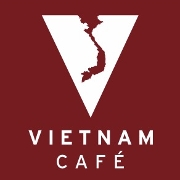 This is the restaurant logo for Vietnam Cafe University City