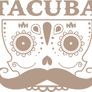 This is the restaurant logo for Tacuba - Astoria