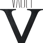 This is the restaurant logo for Vault