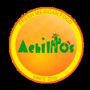 This is the restaurant logo for Achilitos Taqueria