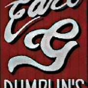 This is the restaurant logo for Earls G Dumplins