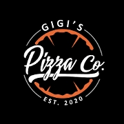 This is the restaurant logo for Gigi's Pizza Co.