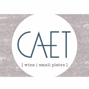 This is the restaurant logo for CAET SEAFOOD