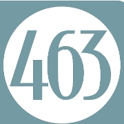 This is the restaurant logo for Local 463