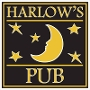 Restaurant logo for Harlow's Pub