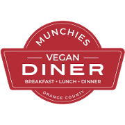 This is the restaurant logo for Munchies Diner