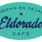 This is the restaurant logo for Eldorado Cafe