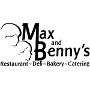 Restaurant logo for Max and Benny's Restaurant