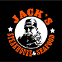 Restaurant logo for Jack's Steakhouse and Seafood