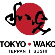 This is the restaurant logo for Tokyo Wako