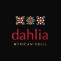 Restaurant logo for Dahlia Mexican Grill