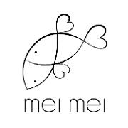 This is the restaurant logo for Mei Mei Restaurant