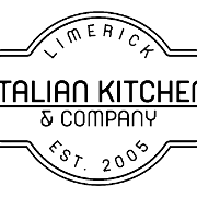 This is the restaurant logo for Limerick Italian Kitchen & Co.