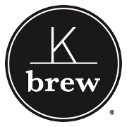This is the restaurant logo for K Brew - Downtown