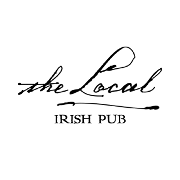 This is the restaurant logo for The Local Irish Pub