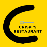 This is the restaurant logo for Crispi's Italian Cuisine