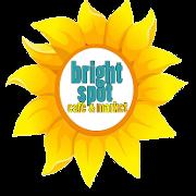 This is the restaurant logo for Bright Spot Ellis