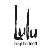 This is the restaurant logo for Lulu in the Grove