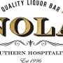 Restaurant logo for Nola Restaurant and Bar