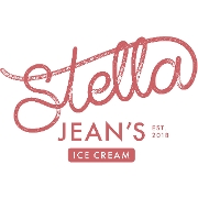 This is the restaurant logo for Stella Jean's Ice Cream- 17th Street