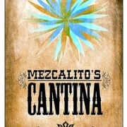 This is the restaurant logo for Mezcalito's Cantina