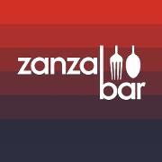 This is the restaurant logo for Zanzabar
