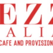 This is the restaurant logo for Mezzo Italian Cafe