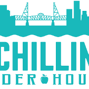 This is the restaurant logo for Schilling Cider House - Portland