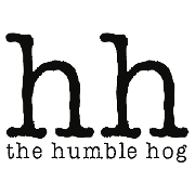 This is the restaurant logo for The Humble Hog