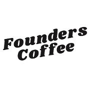 This is the restaurant logo for Founders Coffee - St. Rose