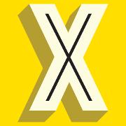 This is the restaurant logo for BLOX Dessert Bars
