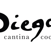 This is the restaurant logo for Diego's Cantina